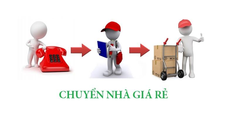 Báo giá dịch vụ chuyển nhà trọn gói bình dân phụ thuộc vào trọng tải