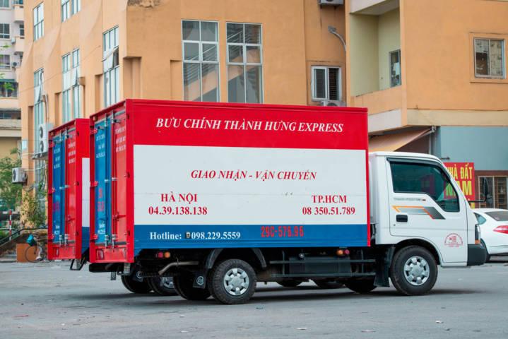 dịch vụ thuê xe tải bình dân tại Vận Tải Bình Dân