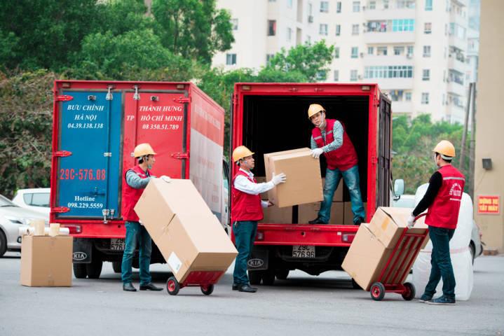 Dịch vụ công ty vận chuyển bình dân Thành Hưng