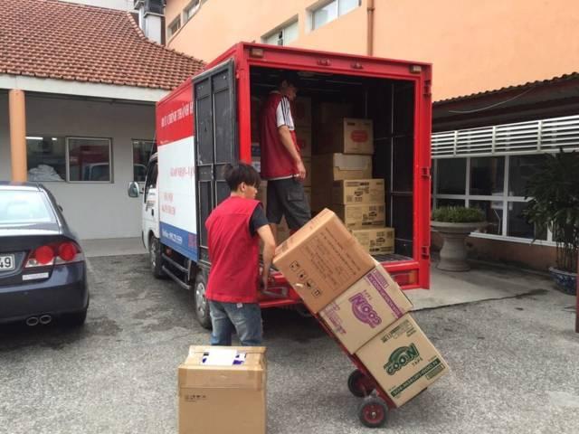 Dịch vụ di dời kho bãi kho tải bình dân tại Vận Tải Bình Dân
