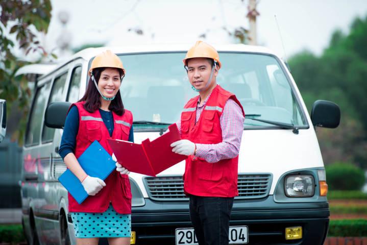 Dịch vụ thuê xe tải bình dân uy tín