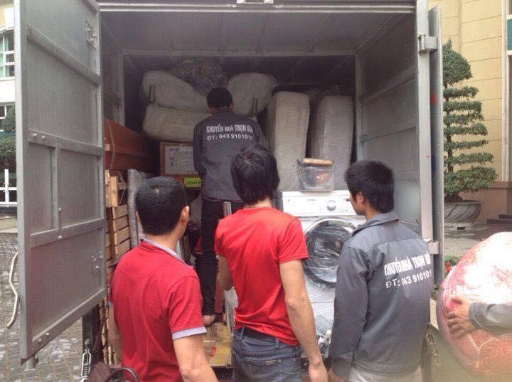 Lưu ý khi sử dụng dịch vụ chuyển nhà tại quận Hoàng Mai