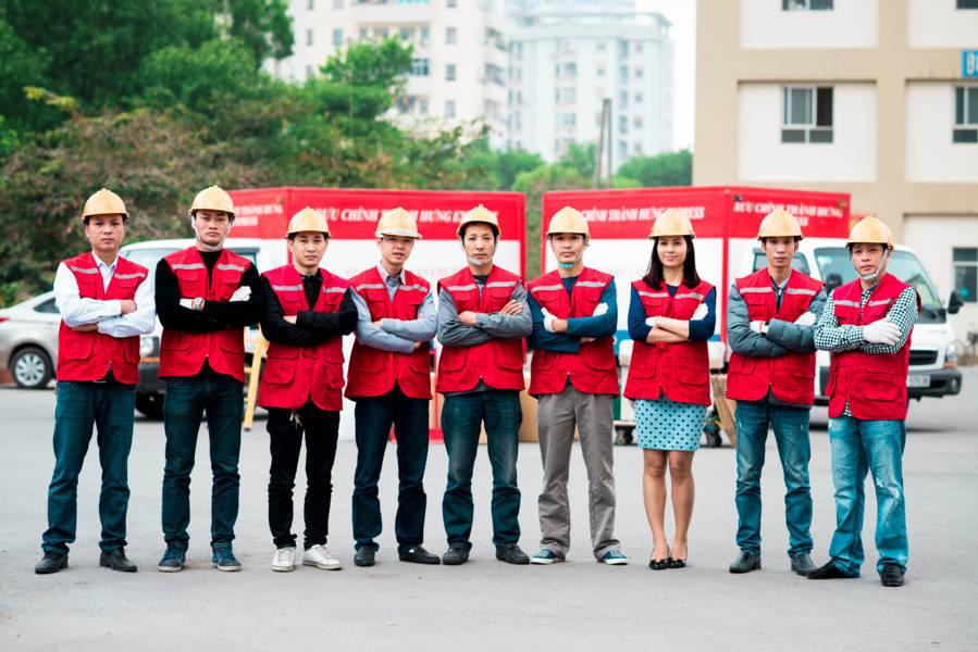 Vận tải Thành Hưng – địa chỉ tin cậy của doanh nghiệp khi cần chuyển văn phòng