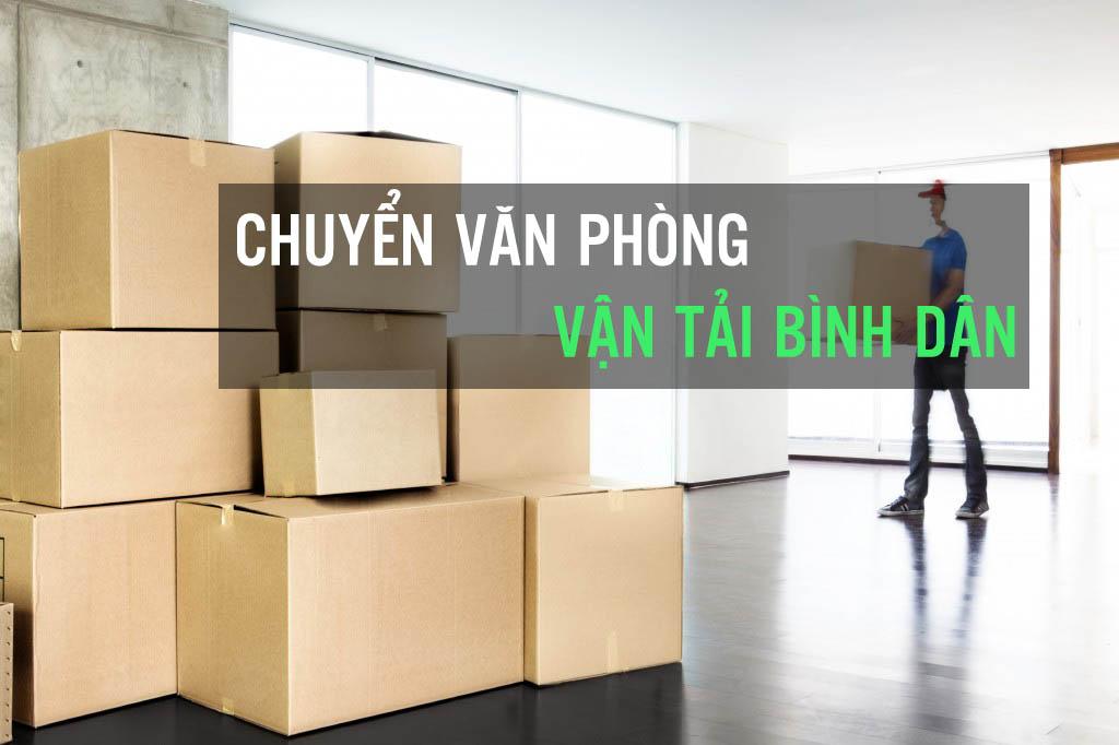 Tại sao chọn chuyển văn phòng quận Hoàng Mai tại Vận Tải Bình Dân