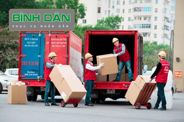 Dịch vụ cho thuê xe taxi tải tại quận Cầu Giấy – Hà Nội