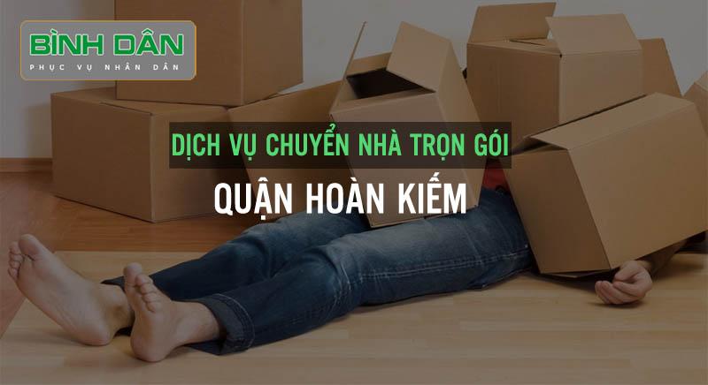 dịch vụ chuyển nhà tại quận Hoàn Kiếm uy tín