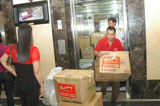 Dịch vụ chuyển nhà trọn gói bình dân