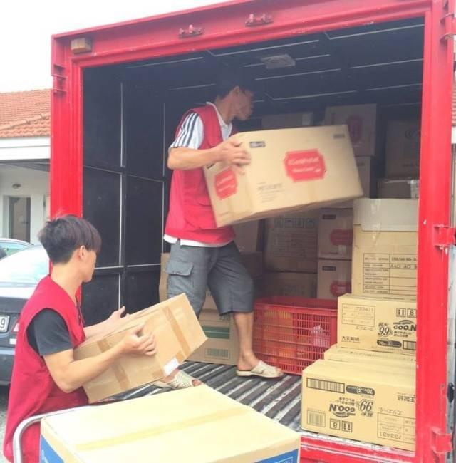 Dịch vụ chuyển nhà vận tải bình dân