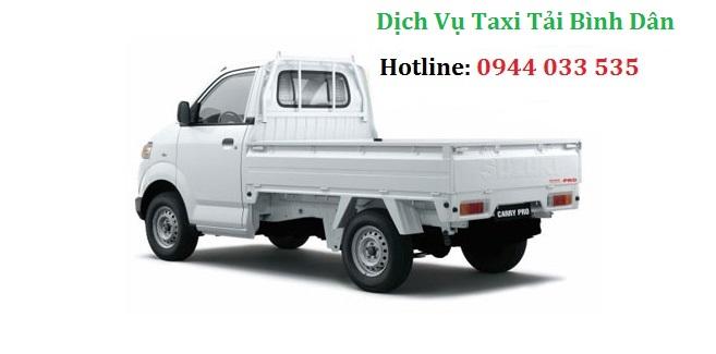 Dịch vụ taxi tải vận chuyển hàng hóa tại quận Hoàng Mai
