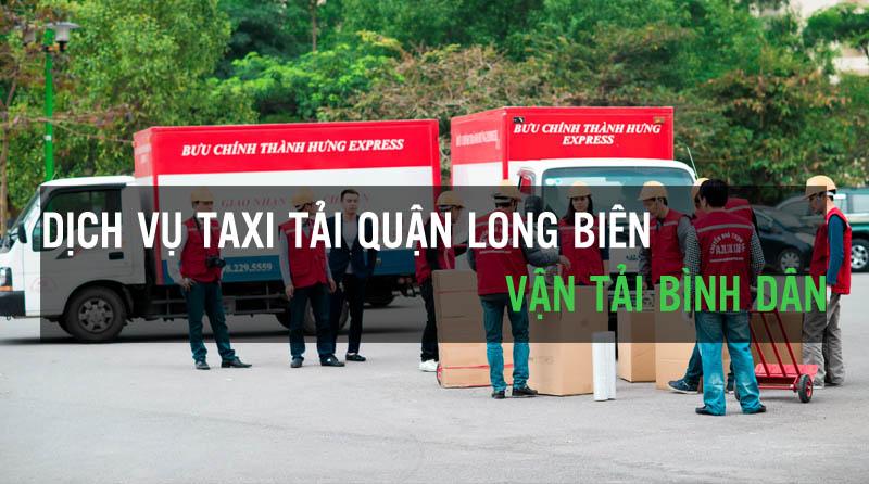 Dịch vụ thuê xe tải bình dân tại quận Long Biên Vận Tải Bình Dân