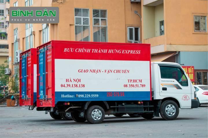 Taxi tải Bình Dân – phục vụ nhanh chóng, chuyên nghiệp