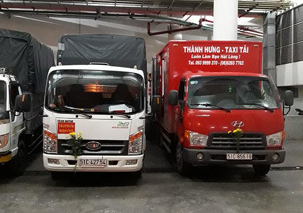 Vận tải Bình Dân – Địa chỉ uy tín về dịch vụ taxi tải trọn gói tại quận Thanh Xuân