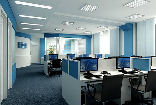 Thêm ánh sáng cho bàn làm việc