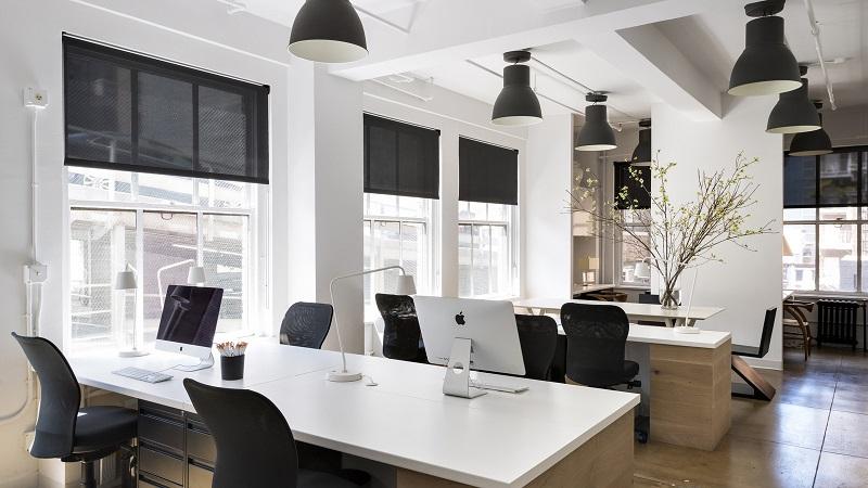 thiết kế văn phòng làm việc diện tich nhỏ