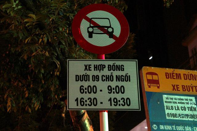 xe tải chạy giờ cấm