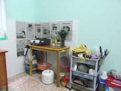 góc bếp phòng trọ