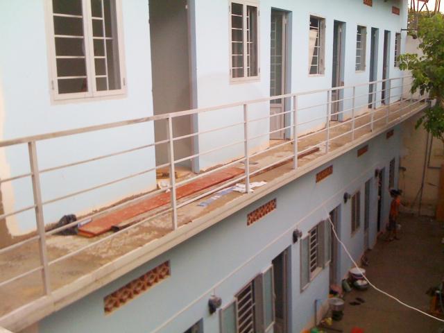 kinh nghiệm xây phòng trọ cho thuê