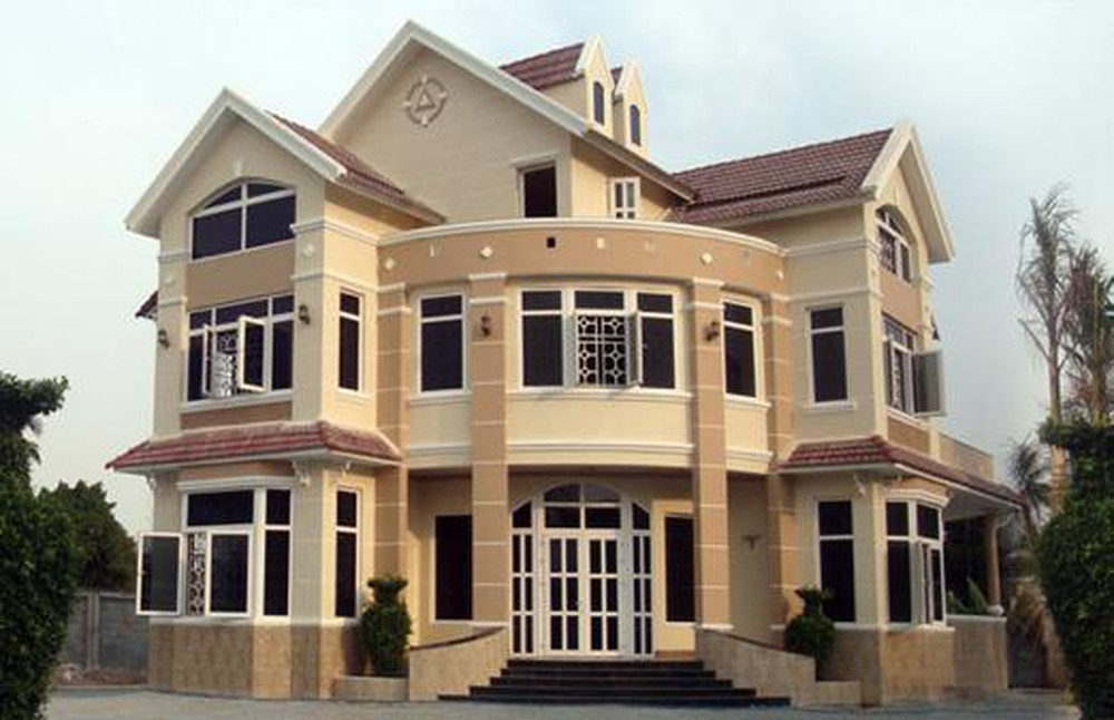 Tránh những ngôi nhà được xây dựng có độ trong suốt cao